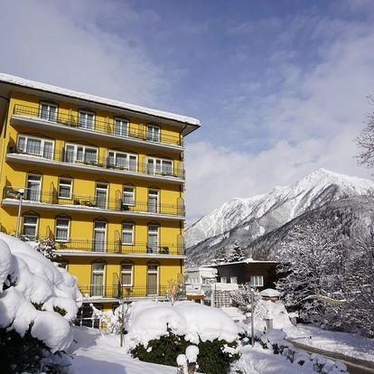 Rakousko - Bad Gastein na 2-9 dnů, polopenze