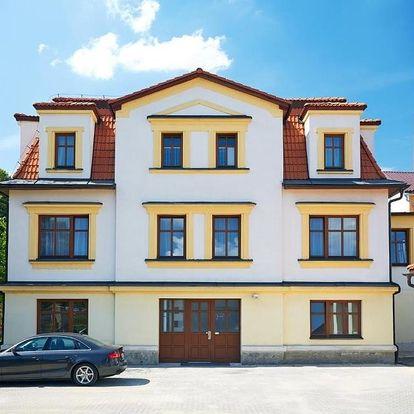 Valašské Meziříčí, Zlínský kraj: Vila Encore