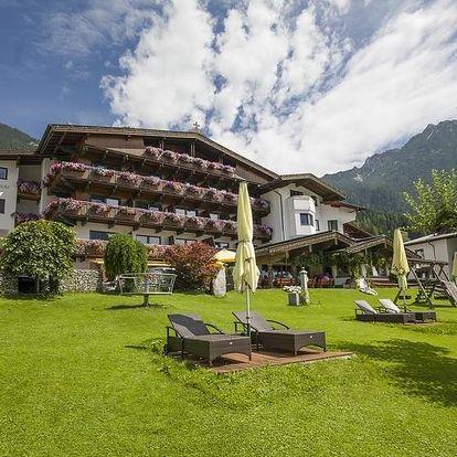 Rakousko - Tyrolsko na 4-10 dnů, snídaně v ceně
