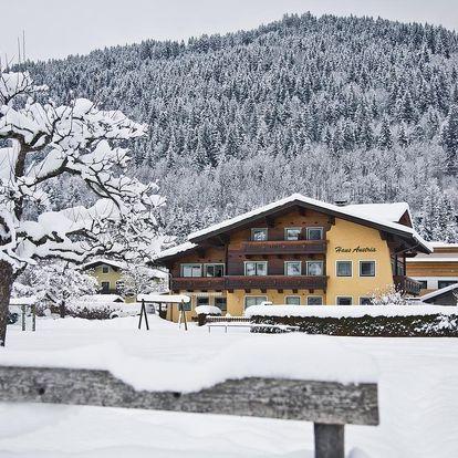 Rakousko - Flachau - Wagrain na 10 dnů