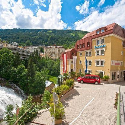 Rakousko - Bad Gastein na 3-10 dnů, polopenze