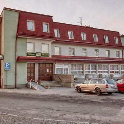 Jižní Čechy: Hotel Alf