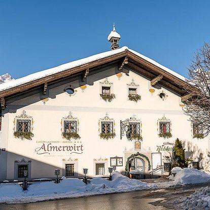 Rakousko - Hochkönig na 7 dnů, polopenze