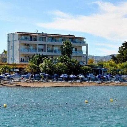 Řecko - Rhodos letecky na 6-13 dnů