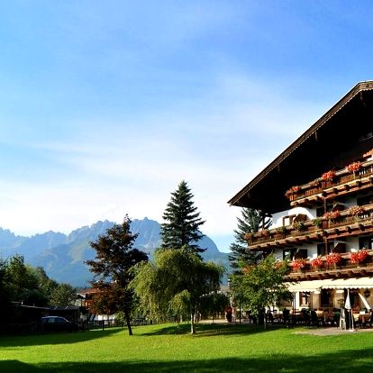 Rakousko - Tyrolsko na 2-11 dnů, polopenze