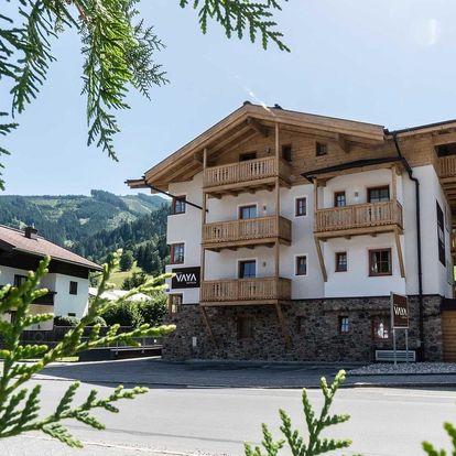 Rakousko - Kaprun - Zell am See na 2-6 dnů