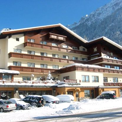 Rakousko - Tyrolsko na 2-8 dnů, polopenze