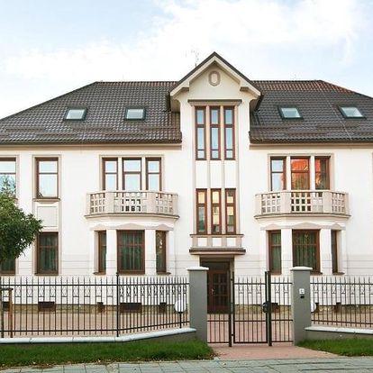 Valašské Meziříčí, Zlínský kraj: Penzion Reichova vila