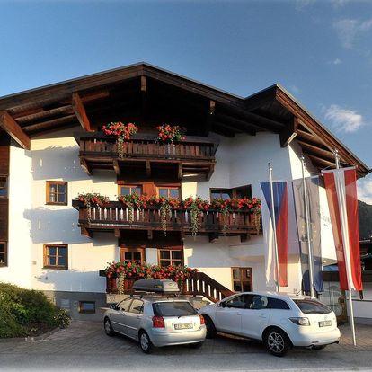 Rakousko - Kaprun - Zell am See na 3-5 dnů, polopenze