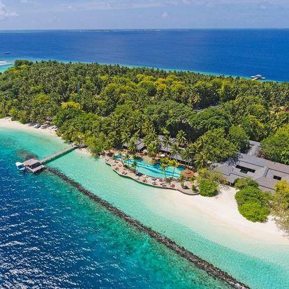 Maledivy - Baa atol letecky na 9-13 dnů, polopenze