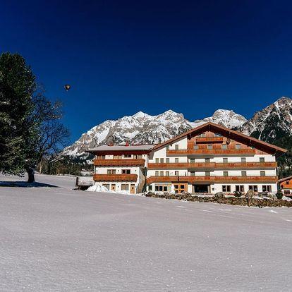 Rakousko - Schladming - Dachstein na 3-6 dnů, polopenze