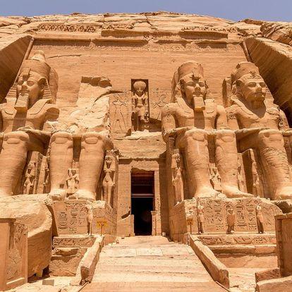 Egypt - Marsa Alam letecky na 15 dnů, polopenze