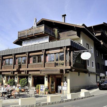 Rakousko - Kaprun - Zell am See na 3-4 dny, polopenze
