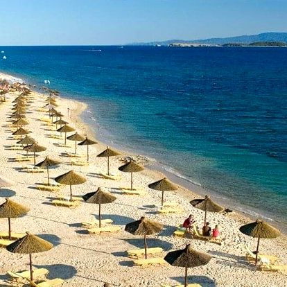 Řecko - Chalkidiki letecky na 8-12 dnů, all inclusive