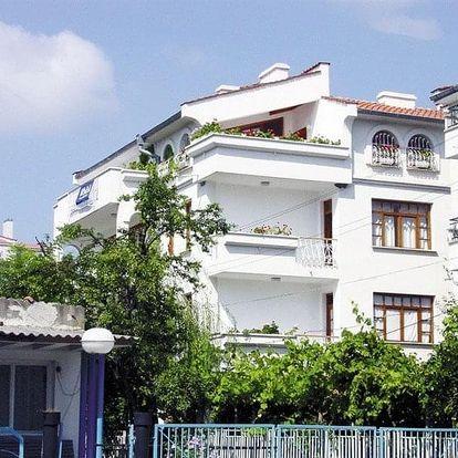 Bulharsko - Obzor na 8-11 dnů