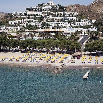 Řecko - Kos letecky na 6-13 dnů, polopenze