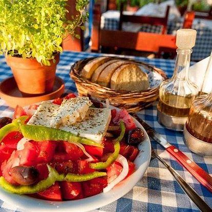 Řecko - Kréta letecky na 15 dnů, snídaně v ceně
