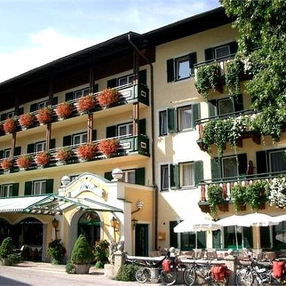 Rakousko - Salzbursko na 5 dnů, all inclusive
