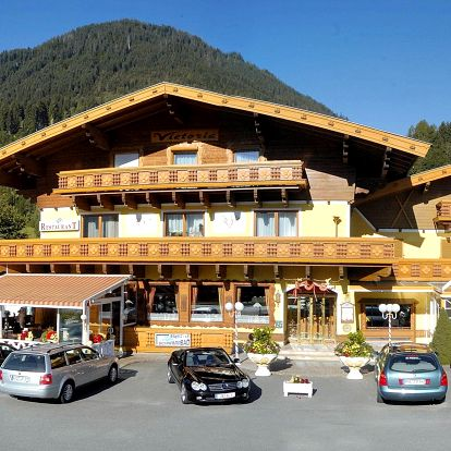 Rakousko - Kaprun - Zell am See na 4-13 dnů, polopenze
