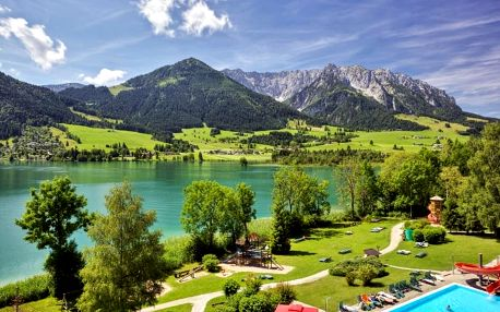 Rakousko - Tyrolsko na 4-7 dnů, polopenze