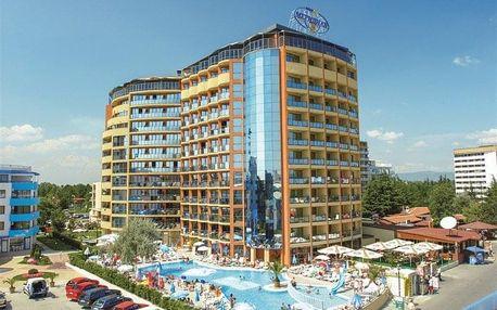 Bulharsko - Slunečné pobřeží letecky na 6-15 dnů