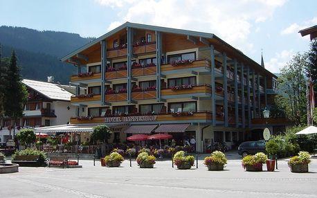 Rakousko - Salzbursko na 9-11 dnů, polopenze