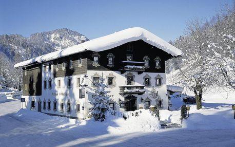 Rakousko - Tyrolsko na 6 dnů, polopenze
