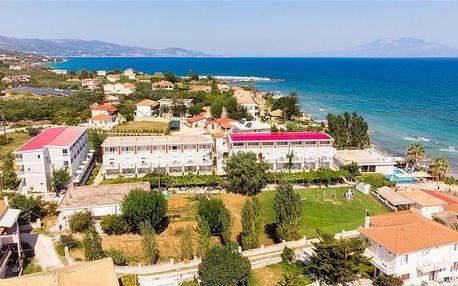 Řecko - Zakynthos letecky na 6-15 dnů, all inclusive
