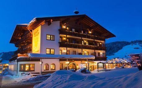 Rakousko - Tyrolsko na 8 dnů, polopenze