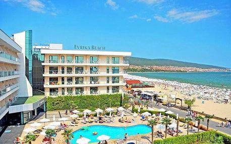 Bulharsko - Slunečné pobřeží letecky na 11 dnů, all inclusive
