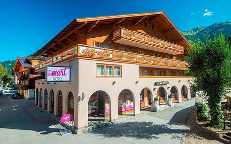 Rakousko - Hochkönig na 3-5 dnů, snídaně v ceně