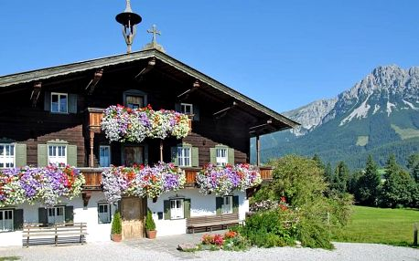 Rakousko - Brixental na 8 dnů