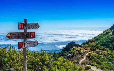 Portugalsko - Madeira letecky na 8 dnů, polopenze