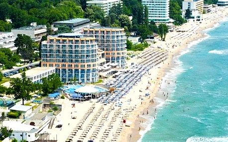 Bulharsko - Sveti Konstantin na 6-16 dnů, ultra all inclusive