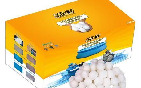 SEDCO PES AQUA CRYSTAL Filtrační kuličky 1 kg