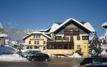 Rakousko - Tyrolsko na 3-8 dnů, polopenze