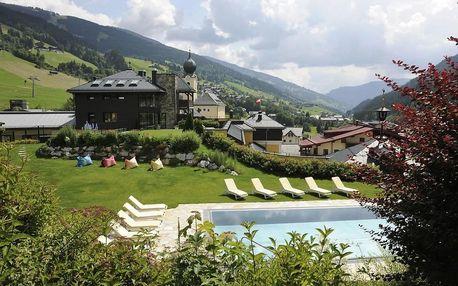 Rakousko - Saalbach - Hinterglemm na 3-9 dnů, polopenze