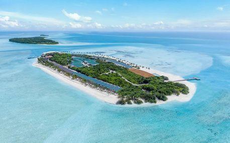 Maledivy - Lhaviyani Atol letecky na 9-13 dnů, plná penze
