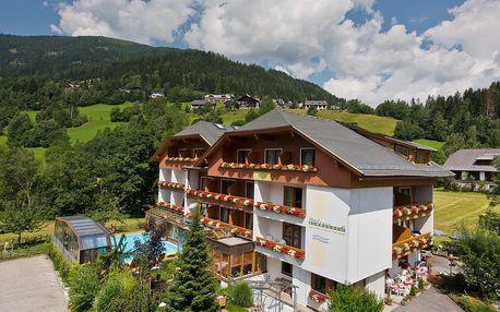 Rakousko - Saalbach - Hinterglemm na 3-9 dnů, snídaně v ceně