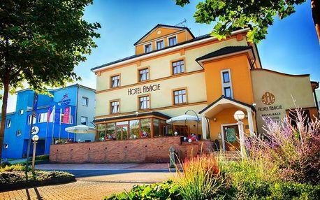 Valašské Meziříčí, Zlínský kraj: Hotel Abácie & Wellness