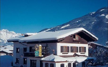 Rakousko - Kaprun - Zell am See na 4-7 dnů