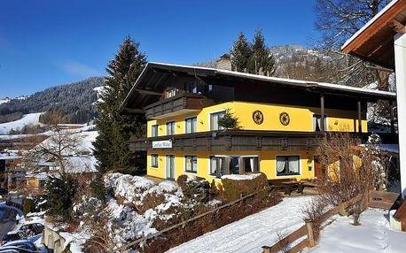 Rakousko - Brixental na 8 dnů, snídaně v ceně
