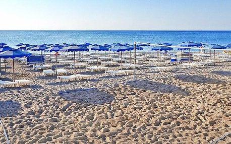 Řecko - Rhodos letecky na 8-13 dnů, all inclusive