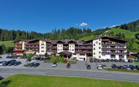 Rakousko - Kitzbühel - Kirchberg na 4-10 dnů, polopenze