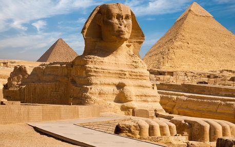 Egypt - Hurghada (oblast) letecky na 8 dnů, strava dle programu