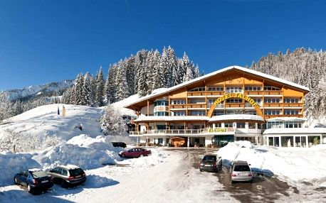 Rakousko - Tyrolsko na 4-11 dnů, polopenze