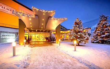 Rakousko - Bad Gastein na 4-10 dnů, polopenze