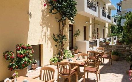 Řecko - Kréta letecky na 6-10 dnů, snídaně v ceně