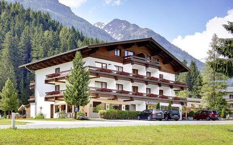Rakousko - Rakouské Alpy na 11 dnů, polopenze