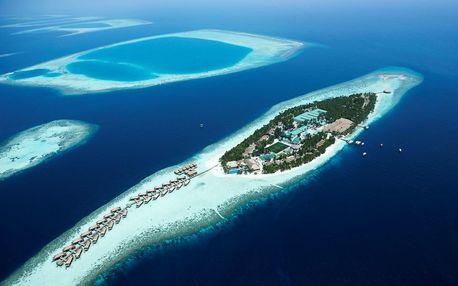Maledivy - Jižní Ari Atol letecky na 9-13 dnů, plná penze